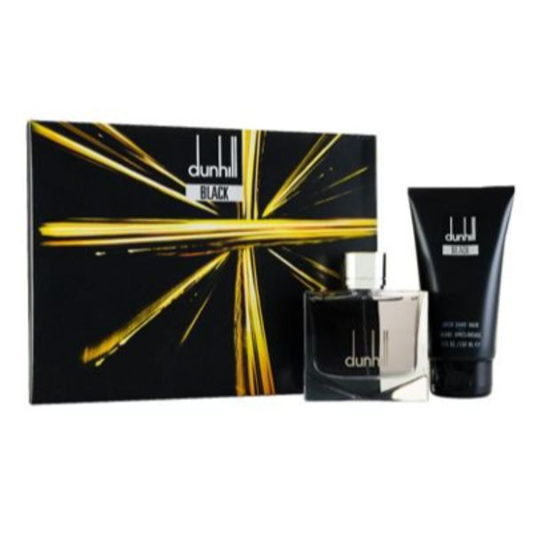 Dunhill Black M Set / EDT 100ml / after shave balm 150ml