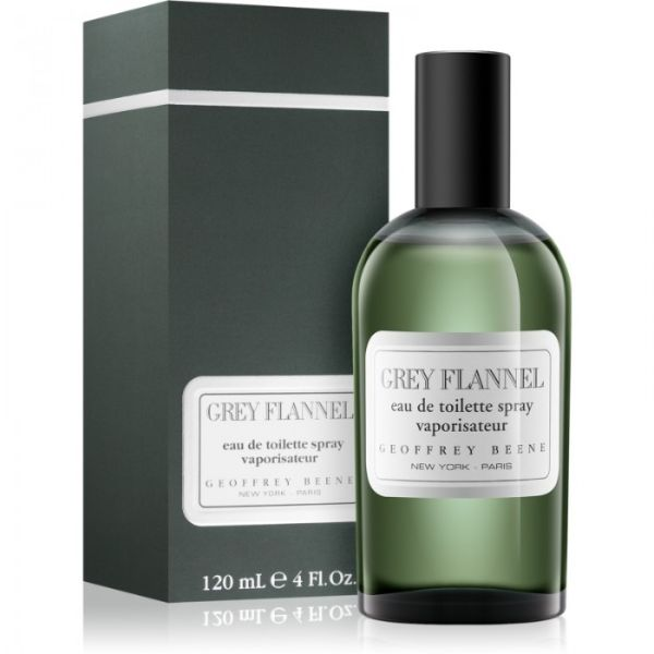 Geoffrey Beene Grey Flannel M EDT 120ml