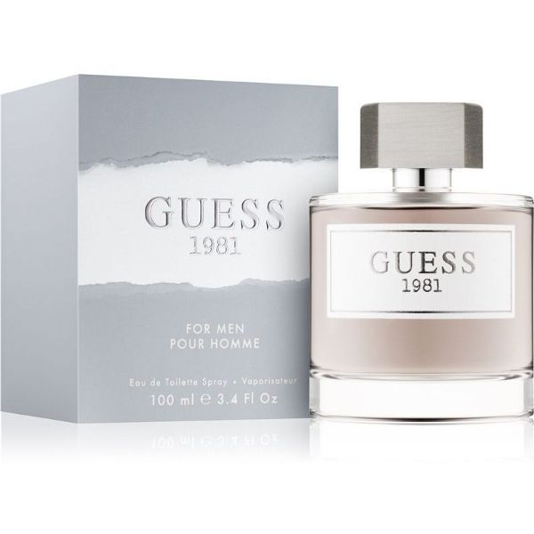 Guess Guess 1981 M EDT 100ml / 2017