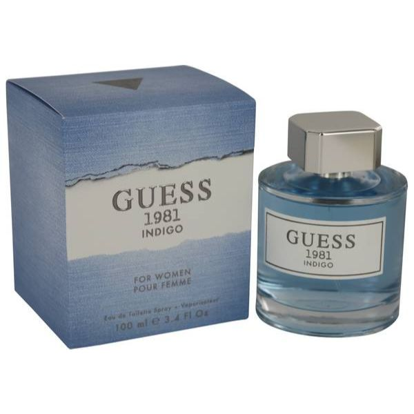 Guess Guess 1981 Indigo W EDT 100ml / 2017