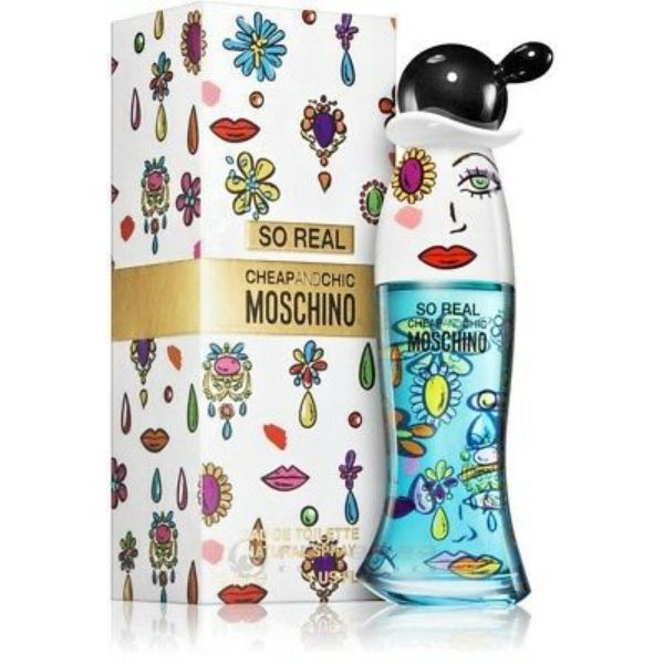 Moschino Cheap & Chic So Real W EDT 30ml / 2017