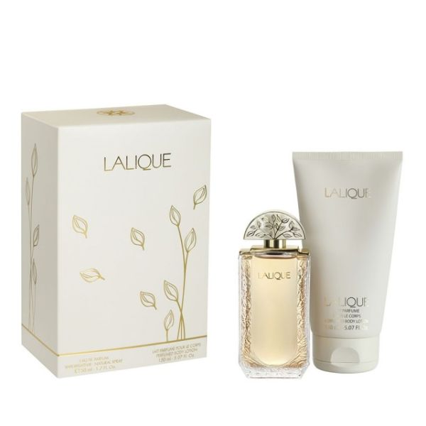 Lalique Lalique W Set / EDP 50ml / body lotion 150ml