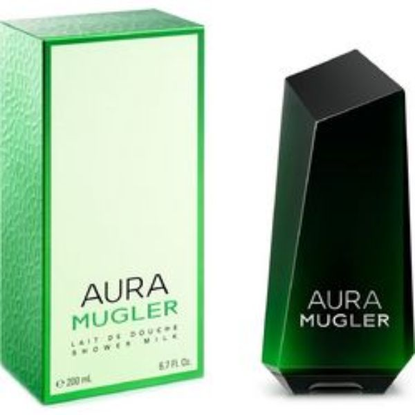Thierry Mugler Aura W EDP shower milk 200ml / 2017