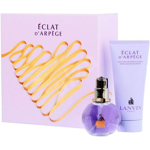 Lanvin Eclat d`Arpege W Set / EDP 50ml / body lotion 100ml