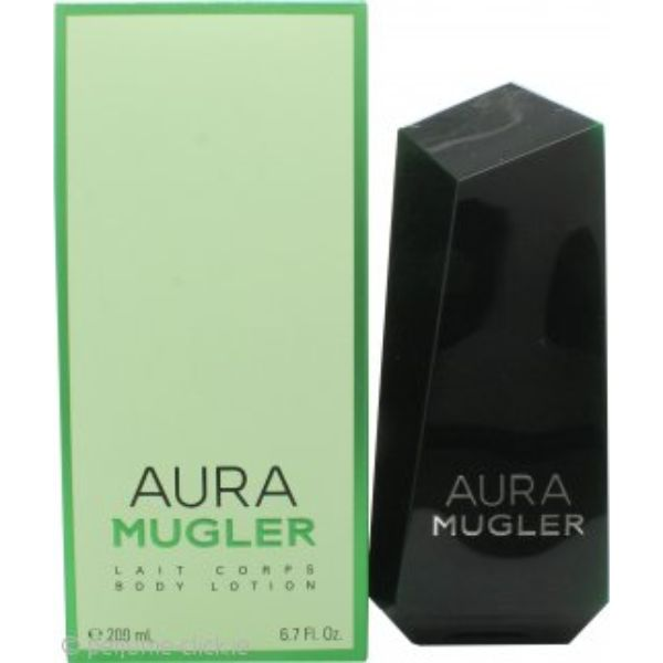 Thierry Mugler Aura W EDP body lotion 200ml / 2017
