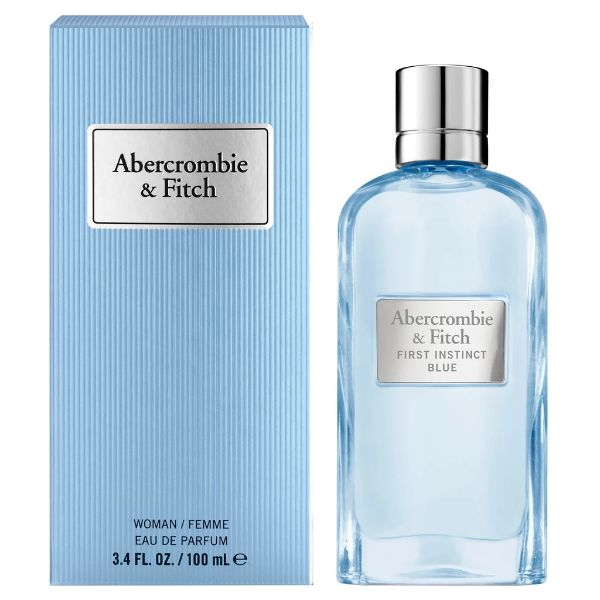 Abercrombie & Fitch First Instinct Blue W EDP 100ml / 2018