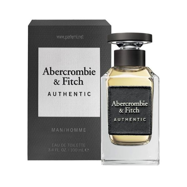 Abercrombie & Fitch Authentic M EDT 100ml / 2019