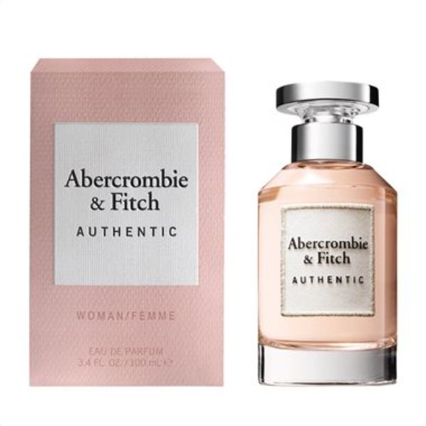 Abercrombie & Fitch Authentic W EDP 100ml / 2019