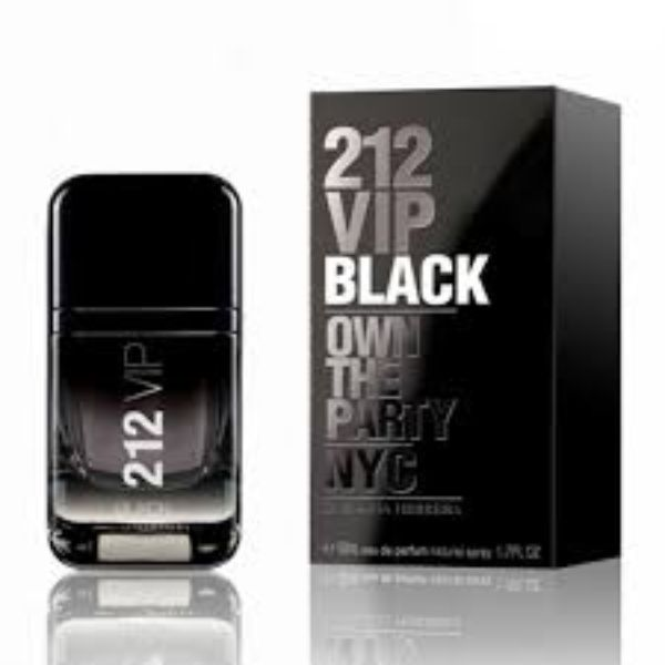 Carolina Herrera 212 VIP Black M EDP 50ml / 2017