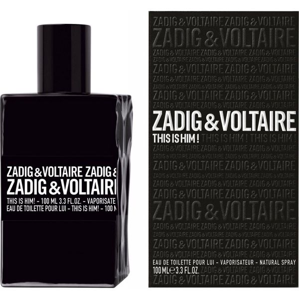 Zadig&Voltaire This Is Him! M EDT 100ml
