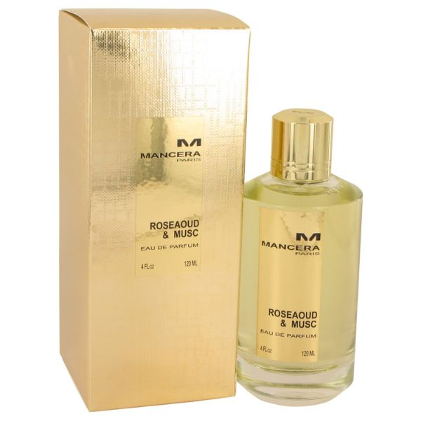 Mancera Paris Roseaoud And Musc U EDP 120ml
