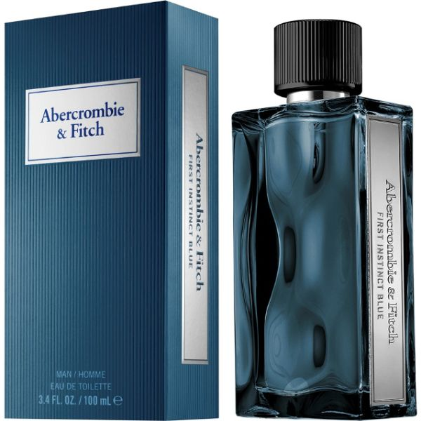 Abercrombie & Fitch First Instinct Blue M EDT 100 ml (Tester) /2018