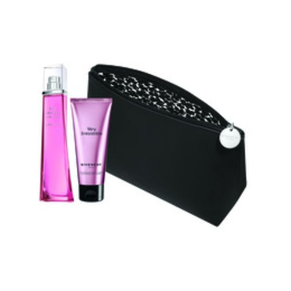 Givenchy Very Irresistible W Set - EDT 50 + body lotion 75 ml + pouch