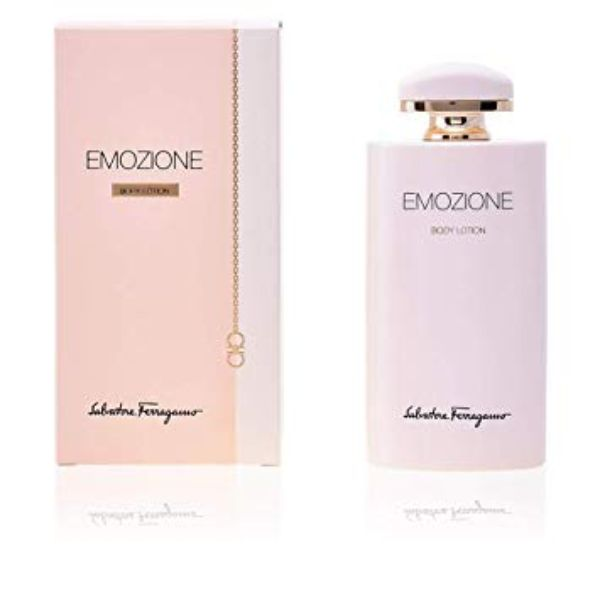 Salvatore Ferragamo Emozione W EDP body lotion 200 ml