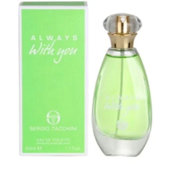 Sergio Tacchini Always With You W EDT 50 ml