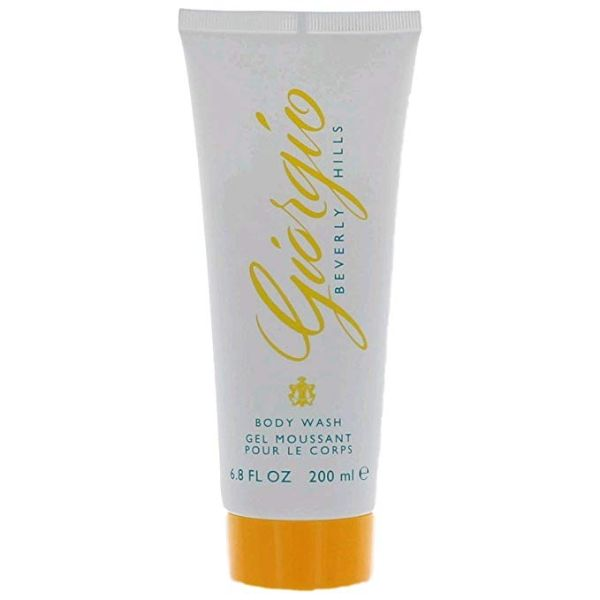 Giorgio Beverly Hills Giorgio /yellow/ W Shower gel 200 ml