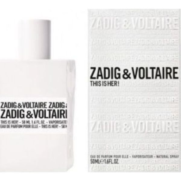 Zadig&Voltaire This Is Her! W EDP 50 ml