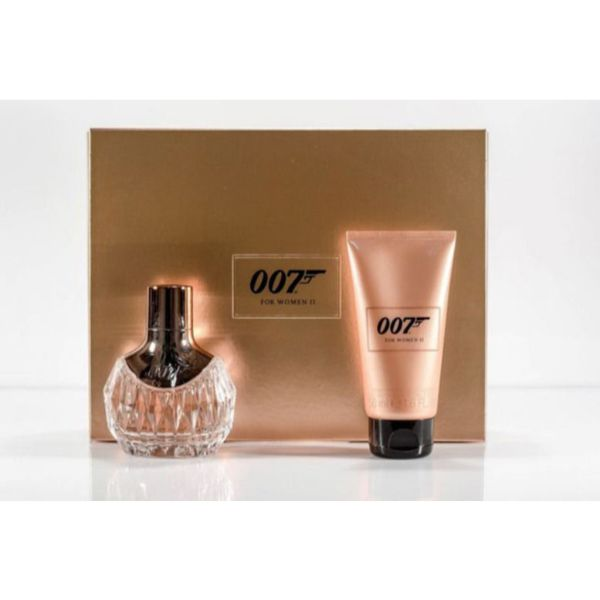 James Bond 007 For Women II  W Set - EDP 50 ml + body lotion 150 ml