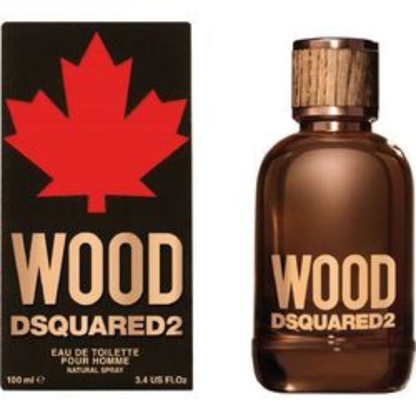 DsQuared2 Wood M EDT 100 ml /2018