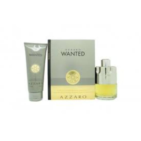 Azzaro Wanted M Set - EDT 100 ml + shower gel 100 ml