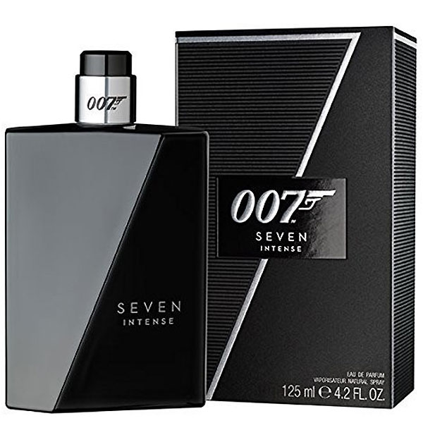 James Bond 007 Seven Intense M EDP 125 ml