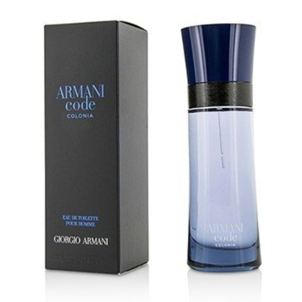 Armani Code Colonia M EDT 75 ml /2017