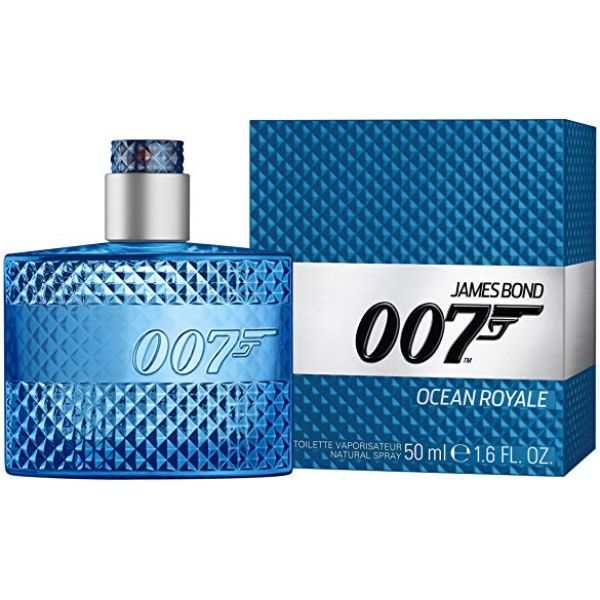 James Bond 007 Ocean Royale M EDT 50 ml