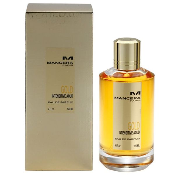 Mancera Paris Gold Intensitive Aoud U EDP 120 ml