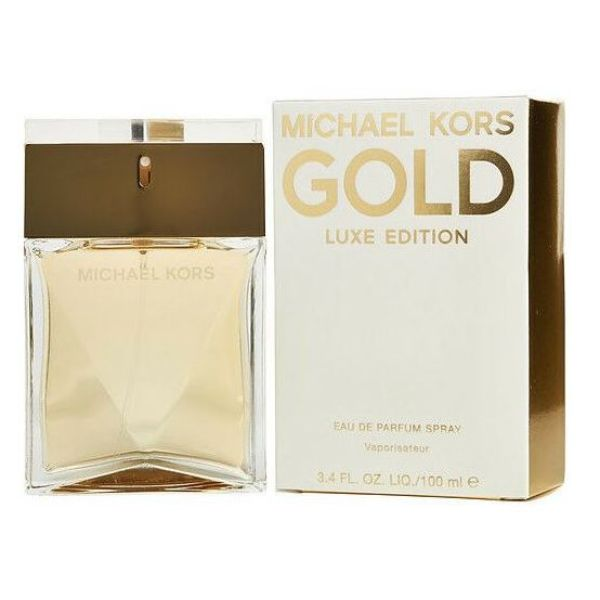 Michael Kors Gold Luxe Edition W EDP 100 ml