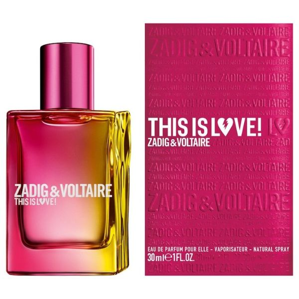 This Is Love! W EDP 30 ml /2020