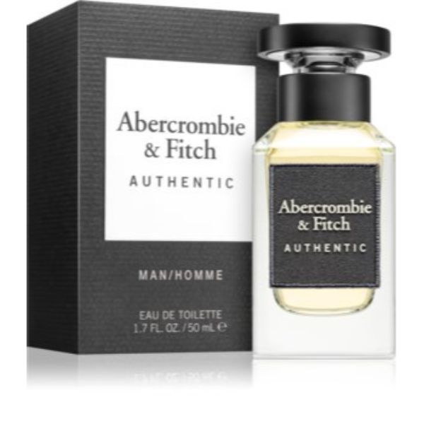 Abercrombie & Fitch Authentic M EDT 50 ml /2019