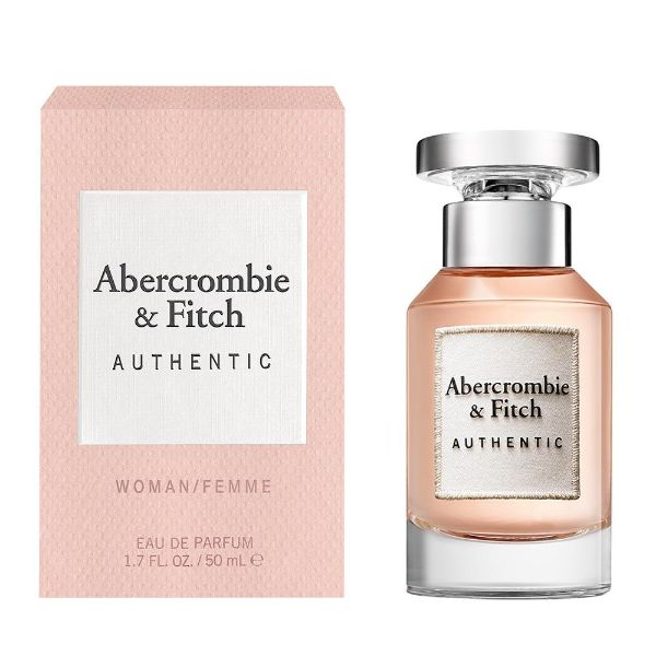 Abercrombie & Fitch Authentic W EDP 50 ml /2019