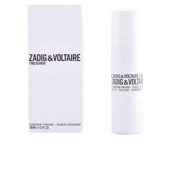 Zadig&Voltaire This Is Her! W deodorant spray 100 ml