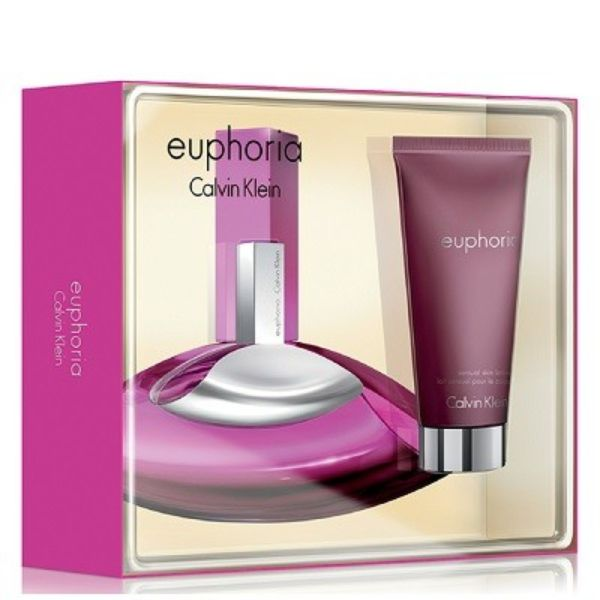Calvin Klein Euphoria W Set / EDP 30ml / body lotion 100ml