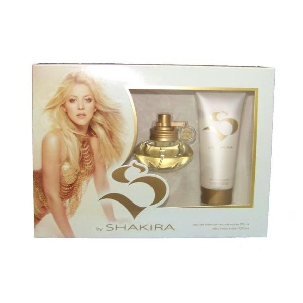 Shakira S by Shakira W Set / EDT 50ml / body lotion 100ml