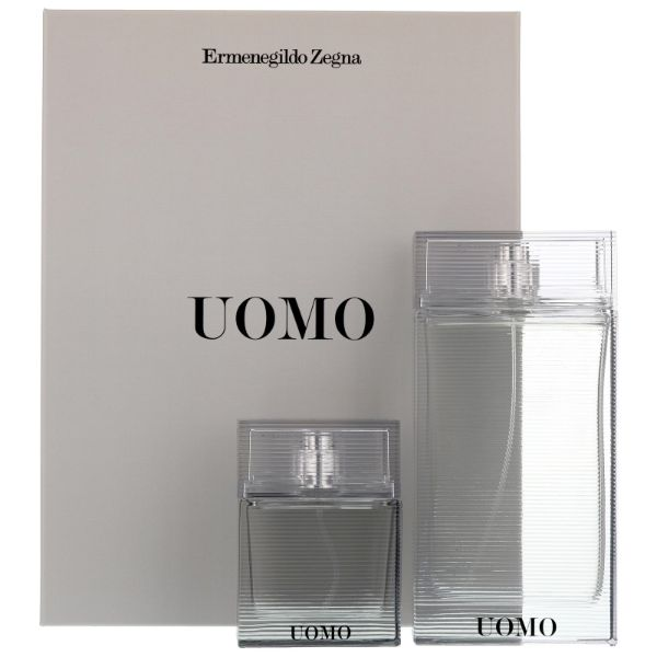 Zegna Uomo M Set / EDT 100ml / EDT 30ml