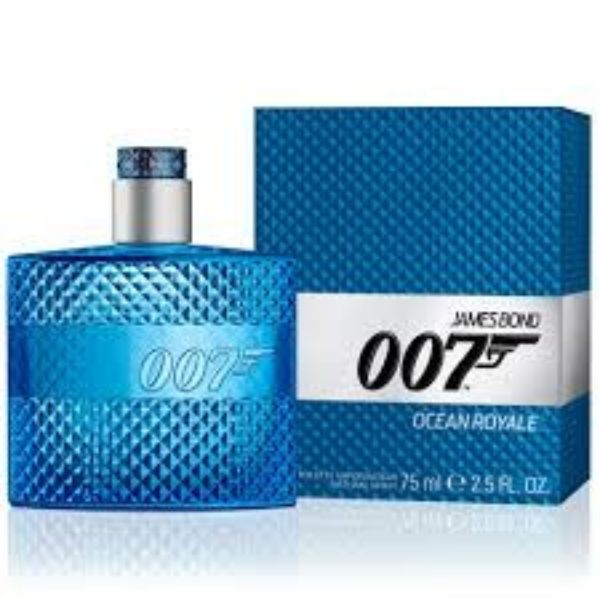 James Bond 007 Ocean Royale EDT M 75ml (Tester) ET