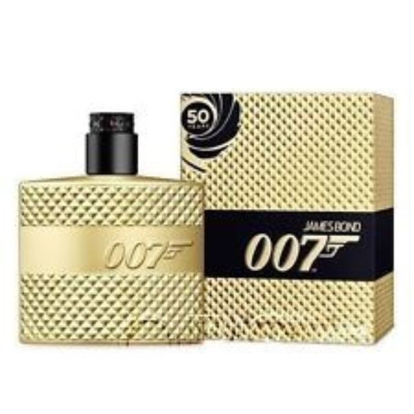 James Bond 007 Edition Gold EDT M 75ml (Tester)