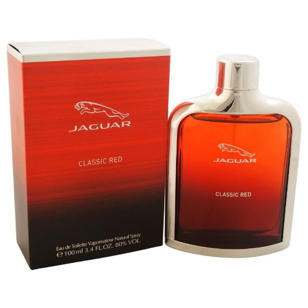 Jaguar Classic Red EDT M 100ml
