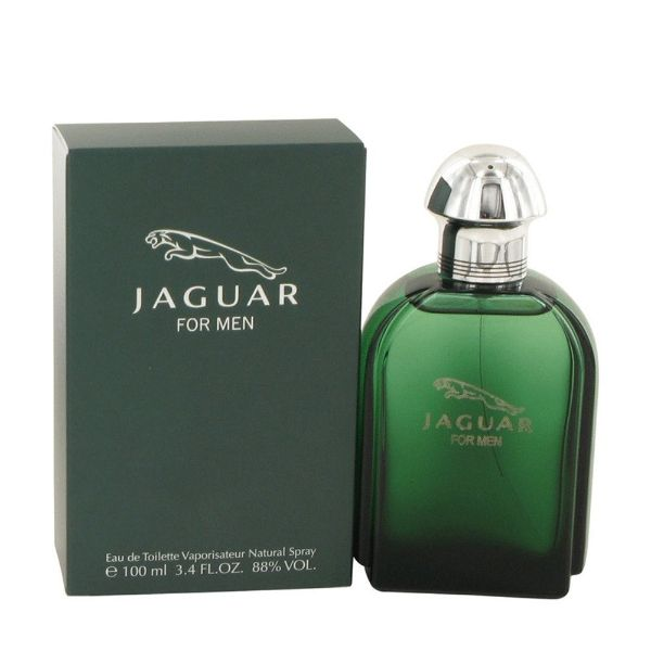 Jaguar for Men / green/ EDT M 100ml