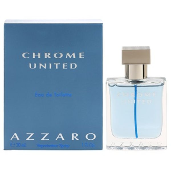 Azzaro Chrome United EDT M  30 ml