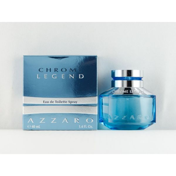 Azzaro Chrome Legend EDT M 40 ml