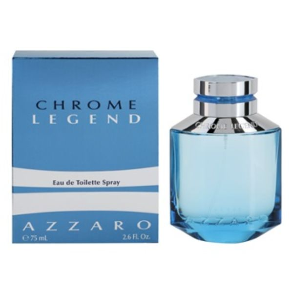 Azzaro Chrome Legend EDT M 75 ml