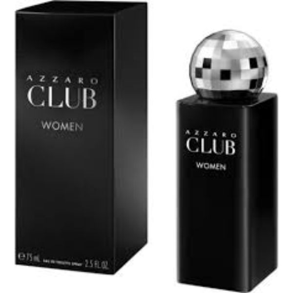 Azzaro Club W EDT 75 ml