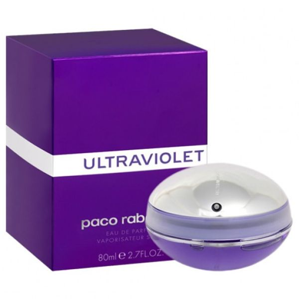 Paco Rabanne Ultraviolet EDP W 80ml