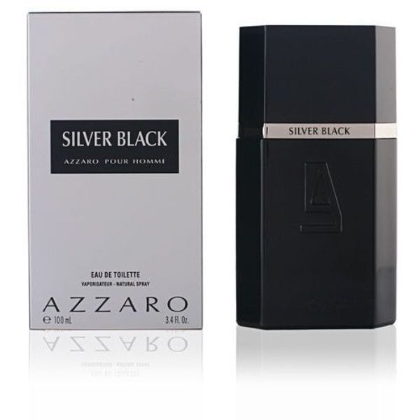 Azzaro Silver Black EDT M 100 ml