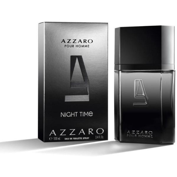 Azzaro Pour Homme Night Time EDT M 100 ml