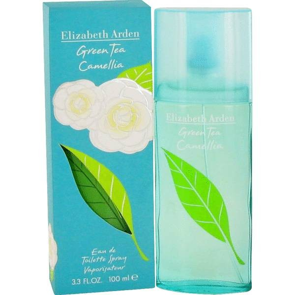 Elizabeth Arden Green Tea Camellia W EDT 100 ml