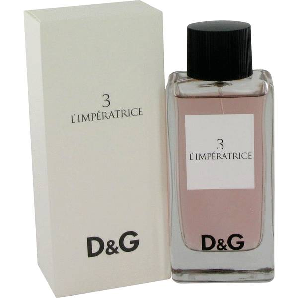 Dolce & Gabbana 3 L`Imperatrice W EDT 100ml (Tester)