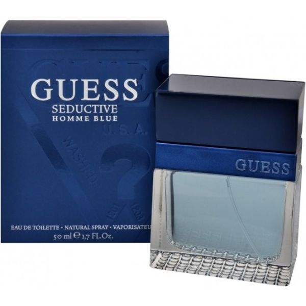 Guess Seductive Blue EDT M 50 ml (Tester)